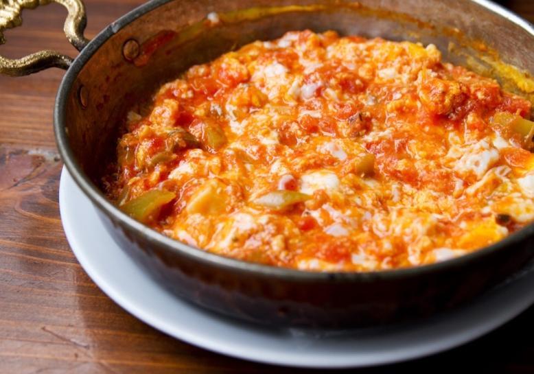 Menemen recipe