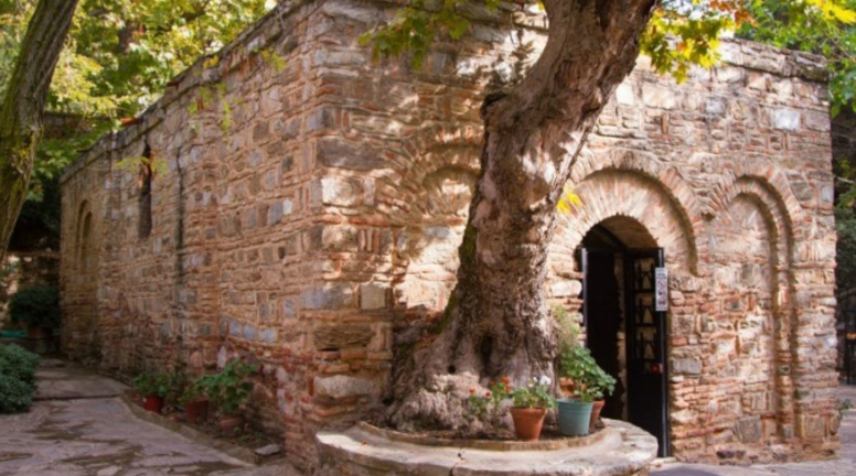 Sirince chapel 2