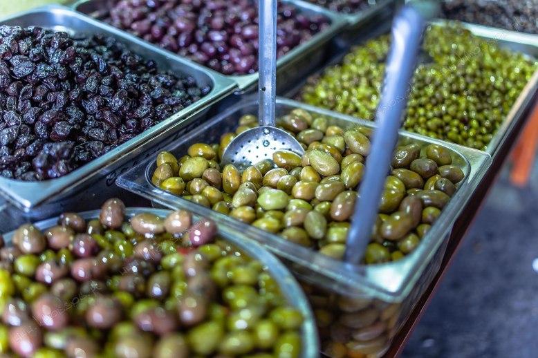 Chania olives