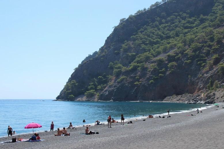 Samaria beach
