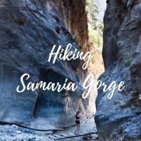 Samaria Gorge square