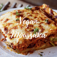 Vegan Moussaka square