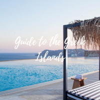 Guide to the Greek Islands Square